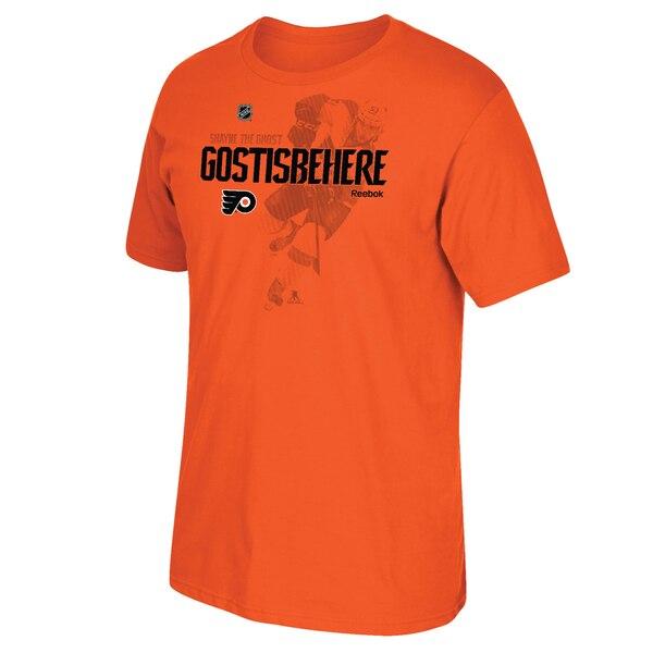 Men's Philadelphia Flyers Shayne Gostisbehere Reeb cheap Ducks Customized jersey