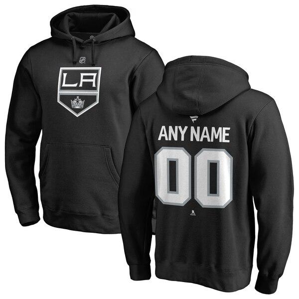 Men's Los Angeles Kings Fanatics Branded Black Per cheap hockey jerseys wholesale