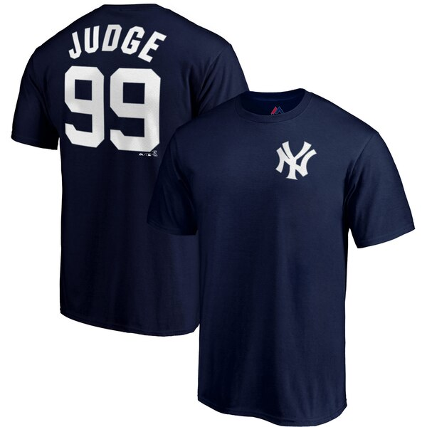 Men's New York Yankees Aaron Judge Majestic Navy O cheap Judge jersey men