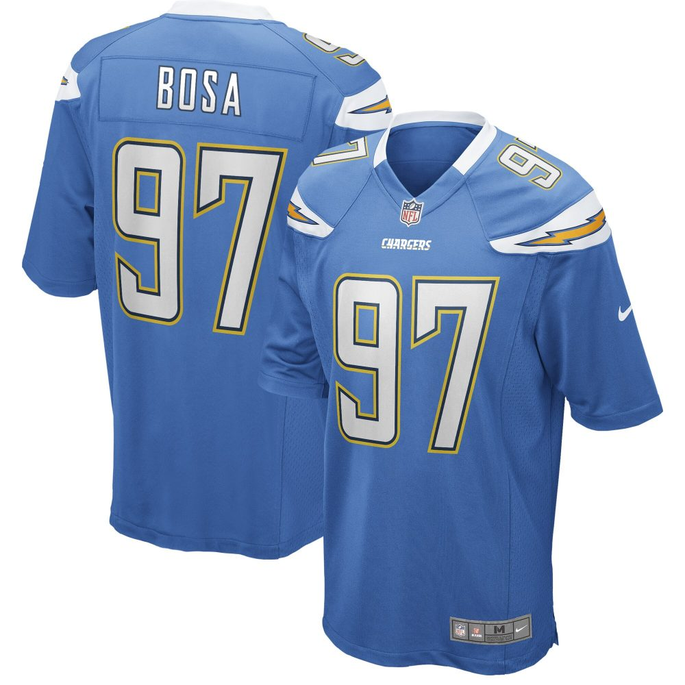 Los Angeles Chargers Alternate Game Jersey - Joey cheap stitched nfl jerseys online